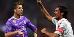 Top 5 cầu thủ chơi nhiều trận chung kết Champions League nhất lịch sử: CR7 chỉ xếp thứ 2