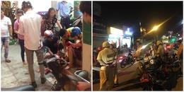 Nóng: Truy đuổi kẻ cướp 2 nam thanh niên bị đâm trọng thương trên phố Sài Gòn