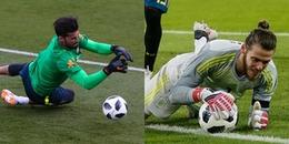 Top 5 thủ thành đáng xem nhất tại World Cup 2018: Neuer có kịp trở lại?