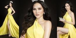 Không phải Nam Em thì ra mỹ nhân này mới là đại diện Việt Nam dự thi Nữ Hoàng Du lịch 2018