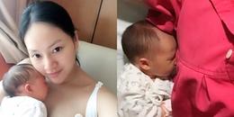 yan.vn - tin sao, ngôi sao - Lan Phương lo lắng khi con gái mới sinh bị hạ đường huyết