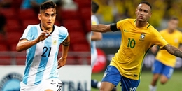 Neymar, Messi và những ngôi sao Nam Mỹ hứa hẹn sẽ làm khuynh đảo World Cup 2018