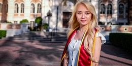 'Bé' Xuân Nghi ngày nào giờ đã tốt nghiệp ĐH Âm nhạc lớn tại Mỹ và hành trình bao người trẻ mơ ước