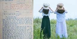 Cảm động bài văn 10 điểm viết về bạn thân của nữ sinh lớp 10 chuyên Địa Hà Nội