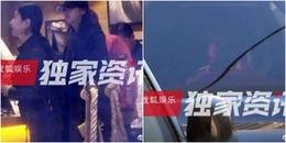 yan.vn - tin sao, ngôi sao - Lộc Hàm phì phèo thuốc lá trong khi đợi bạn gái Quan Hiểu Đồng