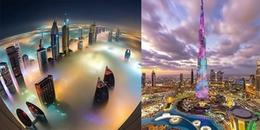 Cận cảnh về đẹp lộng lẫy về đêm ở Dubai, xứng danh thành phố không ngủ đỉnh nhất thế giới