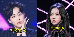 BXH thần tượng có mái tóc đen hoàn hảo nhất Kpop chính thức có chủ, ai đứng số 1?