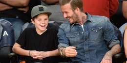 yan.vn - tin sao, ngôi sao - Con trai Beckham tham gia thử giọng công ty giải trí Hàn Quốc thật sự hay chiêu trò Media Play?