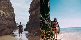'Bào sạch thẻ nhớ' tại bãi biển 'lạ kì' như chính tên gọi của nó - Đá Nhảy