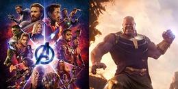 'Avengers: Infinity War' trở thành bộ phim nước ngoài cán mốc 8 triệu lượt xem nhanh nhất tại Hàn