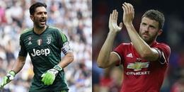 Buffon và những sự chia tay đáng tiếc nhất của mùa giải năm nay