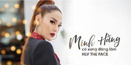 yan.vn - tin sao, ngôi sao - 5 lý do khiến Minh Hằng xứng đáng với vị trí HLV The Face 2018