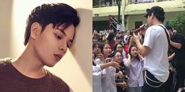 Học trò Dương Khắc Linh hát live ca khúc dính nghi án đạo nhạc của Trịnh Thăng Bình hay thế này