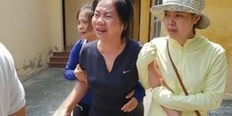 Người thân 'ngất lên, ngất xuống' trước thi thể nạn nhân tử vong sau mổ tại BV Hà Đông