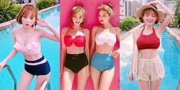 Giải nhiệt mùa hè với những kiểu bikini siêu ngọt ngào bạn không nên bỏ lỡ