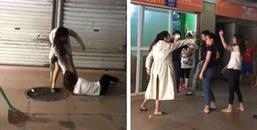 'Đánh ghen ngược' ở Quảng Ninh: Chồng cầm dao 'bảo vệ' cho 'vợ mới' đánh 'vợ cũ' đến tóe máu đầu