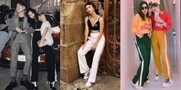 Sành điệu với 5 cách phối đồ cùng quần thể dục cho các nàng thêm năng động, tự tin với mùa hè