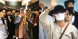 BTS mệt mỏi, phờ phạc trở về Hàn Quốc sau màn comeback hoành tráng tại BBMAs 2018