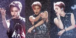 Taemin (SHINee) khiến fan gục ngã vì loạt ảnh trình diễn dưới mưa đầy ấn tượng