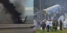 Tai nạn gây chấn động: Máy bay vừa cất cánh đã gặp tai nạn khiến hơn 100 người thiệt mạng
