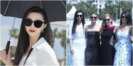 yan.vn - tin sao, ngôi sao - Cannes ngày 3, Phạm Băng Băng gây sợ hãi với làn da trắng như bạch tạng