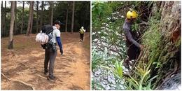 Lực lượng chức năng tỉnh Bình Thuận chưa tiếp cận hiện trường vụ nam phượt thủ tử vong