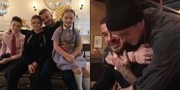Là người đàn ông được ngưỡng mộ cả thế giới nhưng Beckham cũng có lúc rớm nước mắt vì điều này