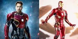 Những khoảnh khắc biến hình của Iron Man trong Avengers: Infinity War khiến fan sướng ngất