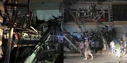 Hải Phòng: Xe chở bê tông đâm sập trạm biến áp, 4 người thương vong, toàn bộ đảo Cát Bà mất điện