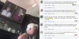 Hú vía với căn phòng treo đầy ảnh 'selfie' của bố khiến CĐM cười không nhặt được mồm