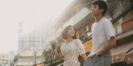Mê mẩn với bộ ảnh phim đẹp tựa như màn ảnh xứ Đài về chuyện tình thuở học sinh