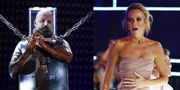 Thí sinh Got Talent gặp nguy hiểm suýt chết khi thực hiện tiết mục chui đầu vào bể nước hơn 2 phút