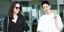 Vừa phủ nhận chuyện tình cảm, Son Ye Jin - Jung Hae In ăn diện đồng điệu đi du lịch