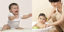 Bí quyết đơn giản trị táo bón ở trẻ sơ sinh giúp cha mẹ nhàn nhã