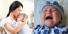 Sai lầm nghiêm trọng khi cha mẹ quan niệm để mặc con tự khóc, tự nín