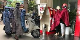 Bức ảnh 'ninja' nhân giống xâm chiếm trái đất gây 'sốt' CĐM vì hài khó đỡ