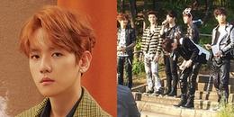 yan.vn - tin sao, ngôi sao - Xúc động với hình ảnh sinh nhật đơn sơ đến khó tin của Baekhyun (EXO) 6 năm trước