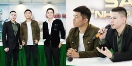 Hoàng Tôn, Bảo Kun, Gin Tuấn Kiệt tham gia 'Sao nhập ngũ' mùa 5 này