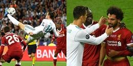5 điều có thể bạn chưa biết về chiến thắng của Real trước Liverpool