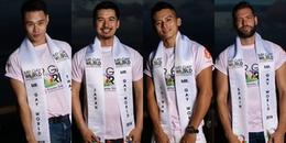 Chiêm ngưỡng nhan sắc của các thí sinh dự thi Quý ông Đồng tính Thế giới - Mr Gay World 2018