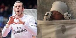 Hậu El Clasico, gia đình của Gareth Bale đón thêm thành viên mới