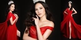 Đại diện Việt Nam xuất sắc đoạt giải Miss Global Tourism 2018