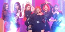 Girlgroup tân binh nhà Cube được Knet khen hát live 'như nuốt đĩa' với clip bỏ nhạc nền MR Removed
