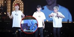 Xuất hiện ở fansign chưa đủ, 'fanboy' Sehun còn dẫn cả Chanyeol đi Nhật cổ vũ concert của EXO-CBX