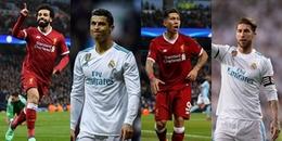 Siêu đội hình kết hợp giữa Real Madrid và Liverpool: Mũi đinh ba RFS đáng sợ