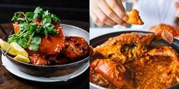 Chế biến món Cua sốt ớt cay nồng đúng điệu bạn đã từng thưởng thức ở Singapore