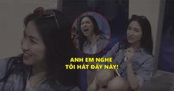 Chết cười với loạt khoảnh khắc hậu trường MV mới siêu 'lầy lội' của Hòa Minzy