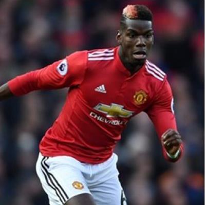 Man Utd mang Pogba làm