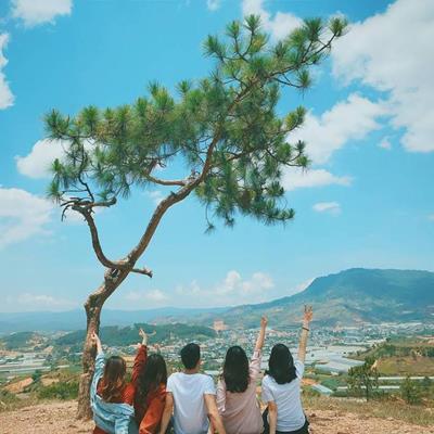 Top 5 địa điểm ngắm toàn cảnh Đà Lạt từ trên cao đẹp xuất thần, có thể bạn chưa biết
