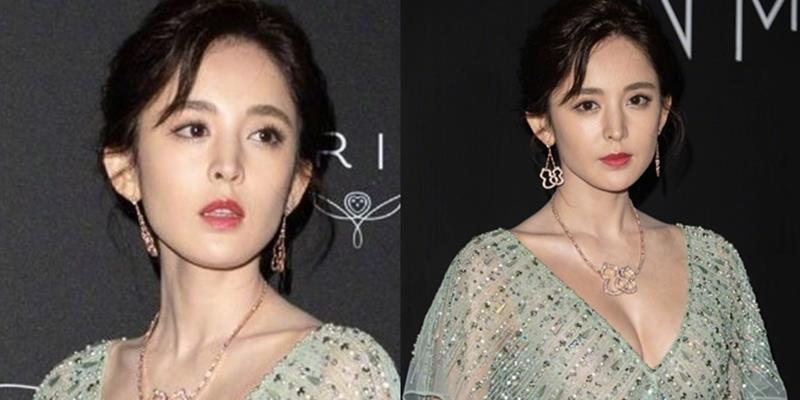 yan.vn - tin sao, ngôi sao - Cổ Lực Na Trát lộ sống mũi lệch ở Cannes khiến dân tình nháo nhác: